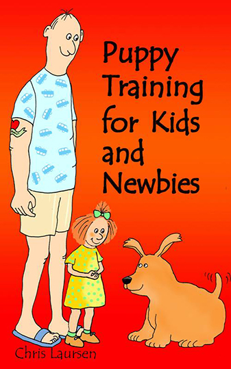 my books puppy training cover