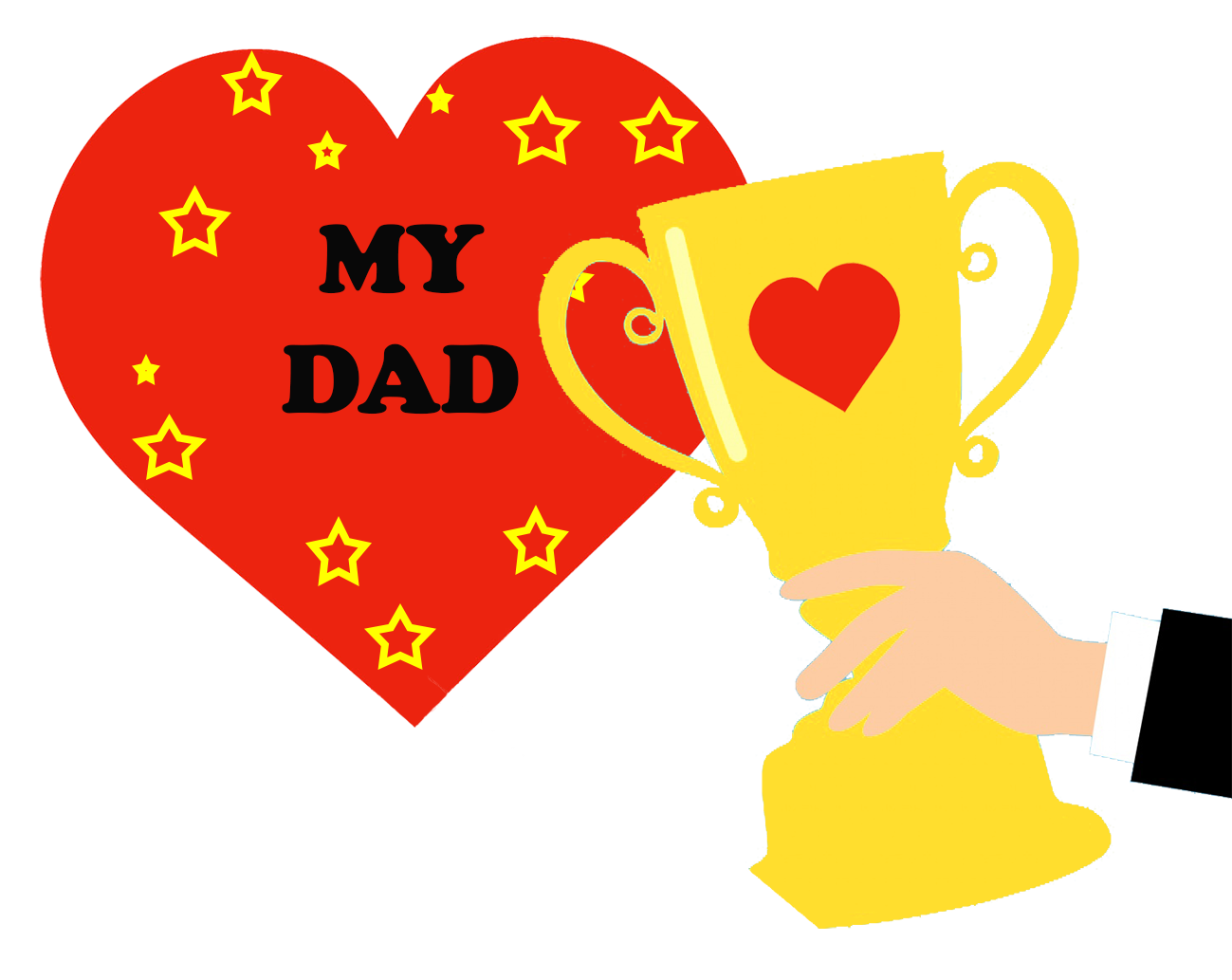 recognition for love on father's day