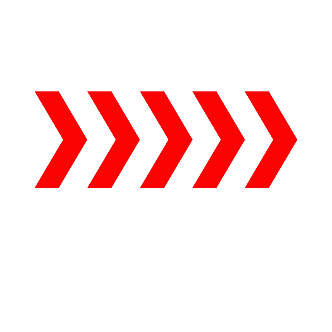 red arrow symbol png