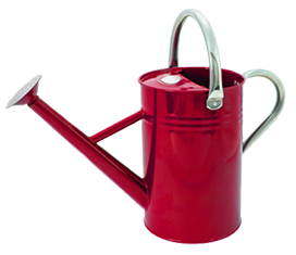 red water can clipart