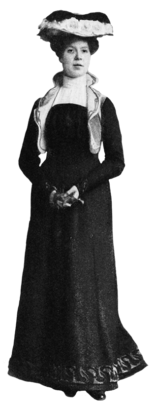reform kleid dress 1901