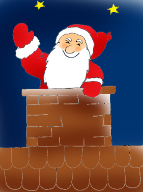 santa claus clipart father christmas