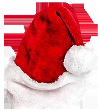 Santa's Christmas cap