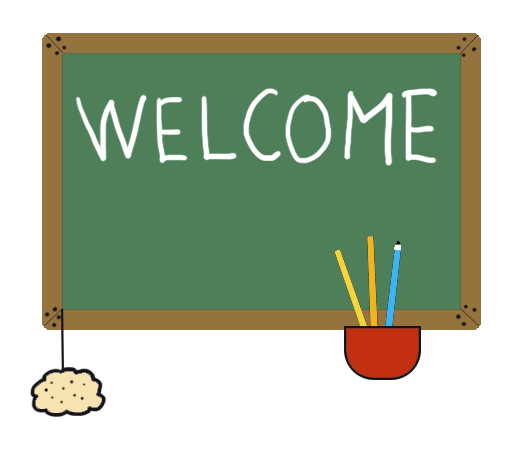 welcome on blackboard
