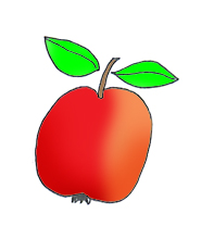 school clipart apple for the teacher