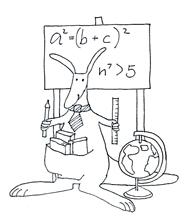 kangaroo blackboard globe school images