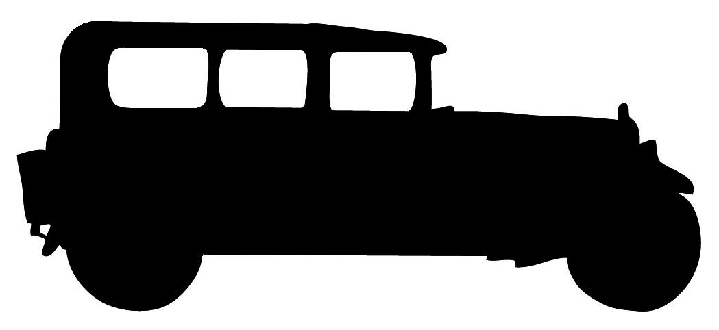 car silhouette Austin Raleigh