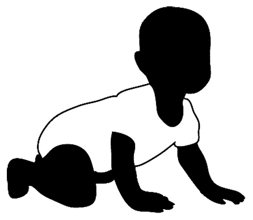 Silhouettes of People - silhouette clipart
