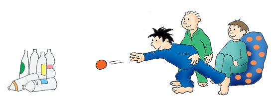 bowling game clip art
