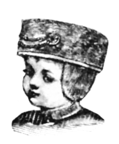 Young boy's hat Victorian era