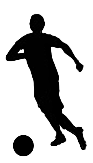 soccer-silhouette