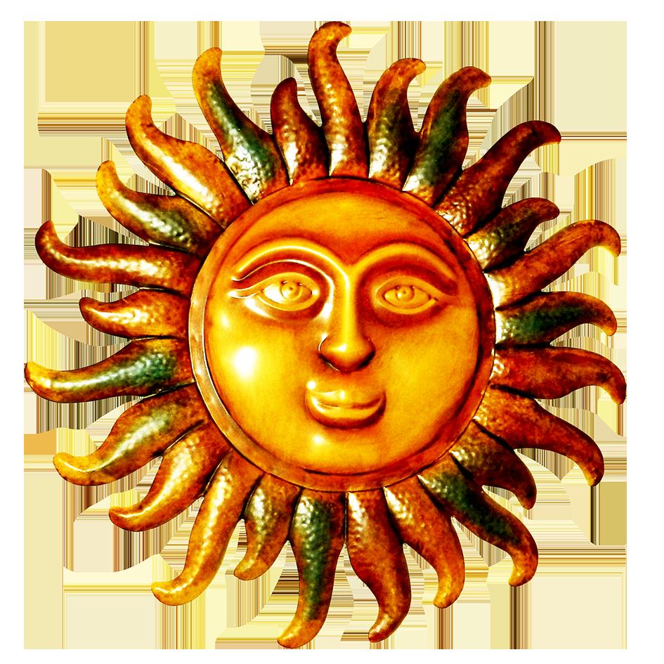 sun decoration clipart