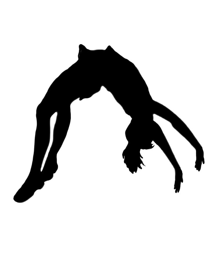 somersault clipart