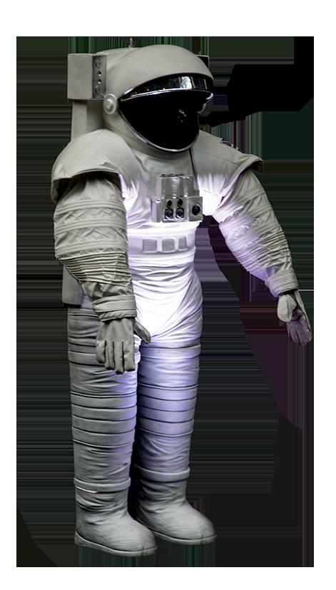 Astrounat space suit clipart