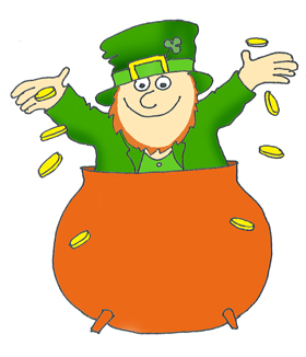 st patrick s day clipart