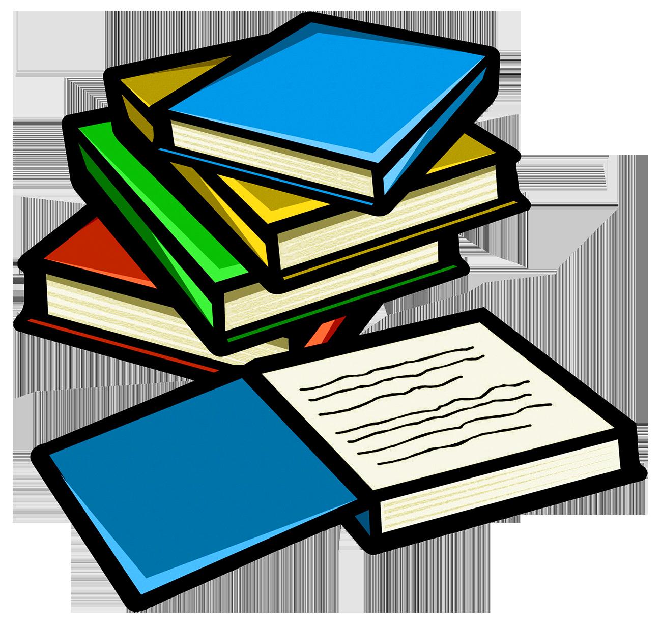 staple books open book