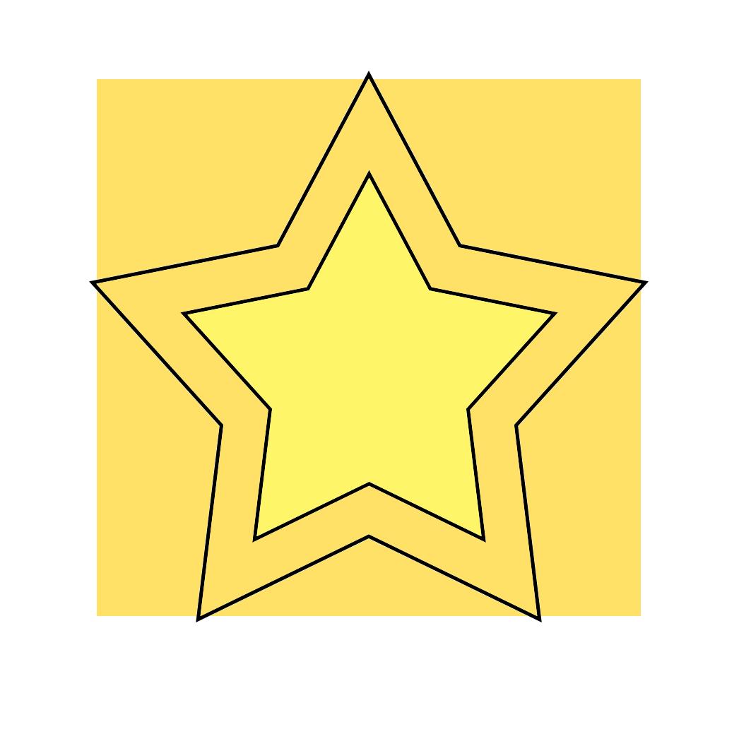 yellow star image