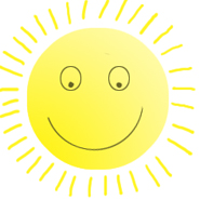 summer-clipart-sun-shining