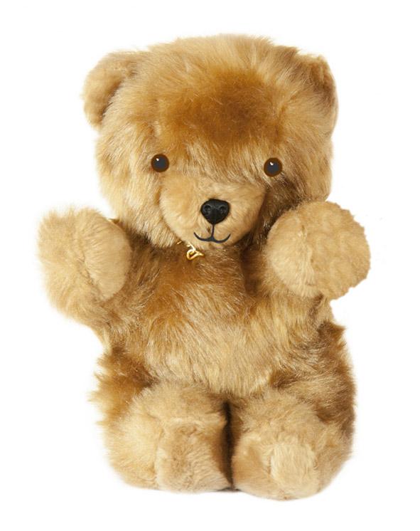 Fluffy teddy bear clipart
