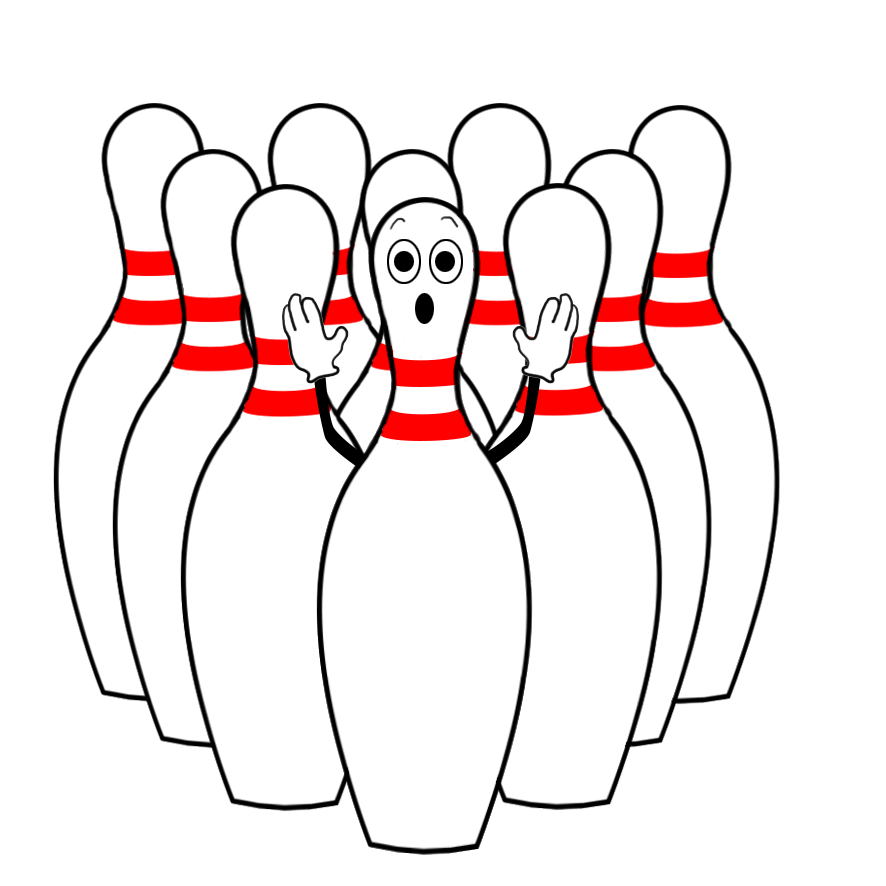 humorous bowling pictures
