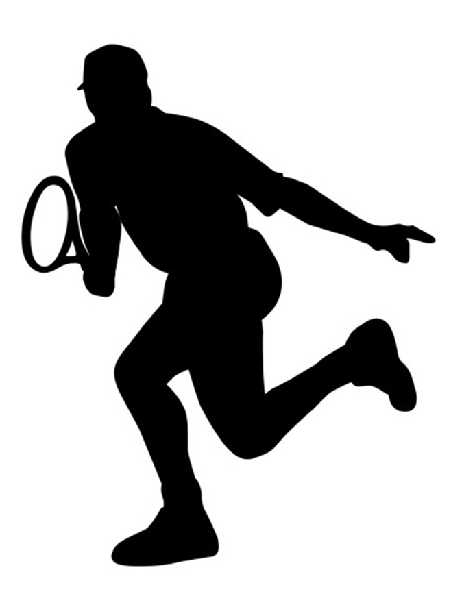 image of tennis player