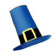 pilgrim hat thanksgiving graphics