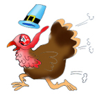 funny thanksgiving clip art