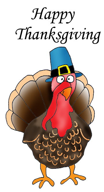 thanksgiving clipart turkey bird