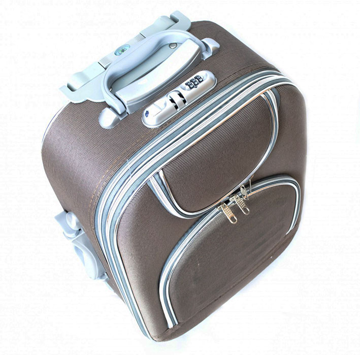travel suitcase for the holiday
