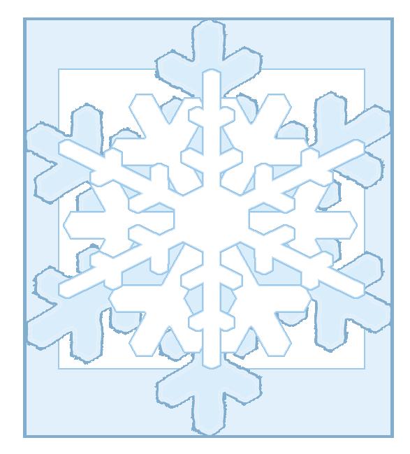 tripple snowflake