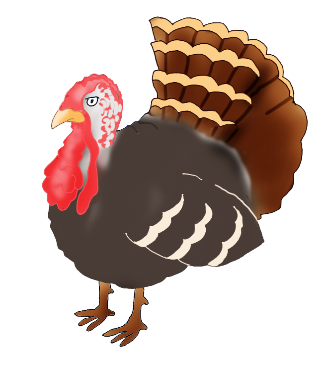turkey clip art Thanksgiving