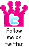 follow me on twitter crown
