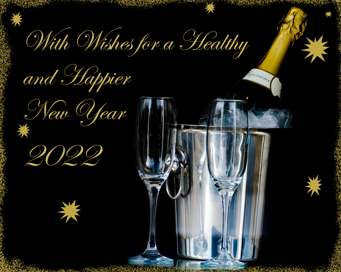 2021 happy New year greeting