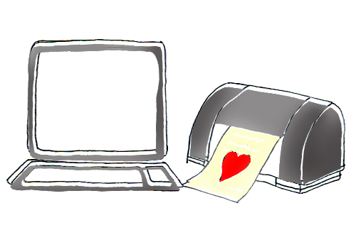 valentine clipart computer valentine letter