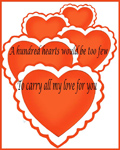 holiday clipart valentines day cards
