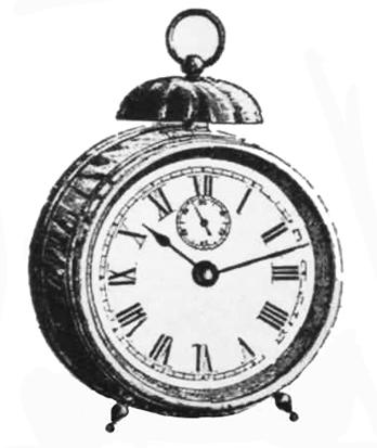 Victorian watch