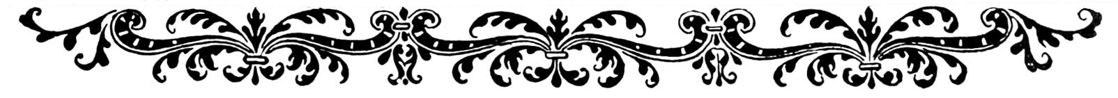 royalistic Victorian borde