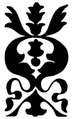 Victorian design element