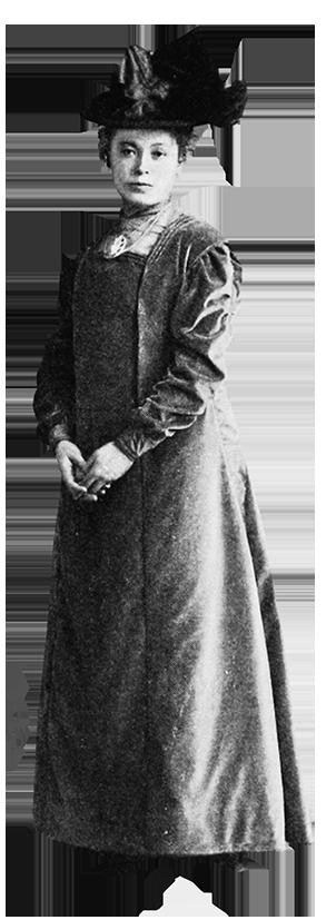 Victorian dress reform dress 1901