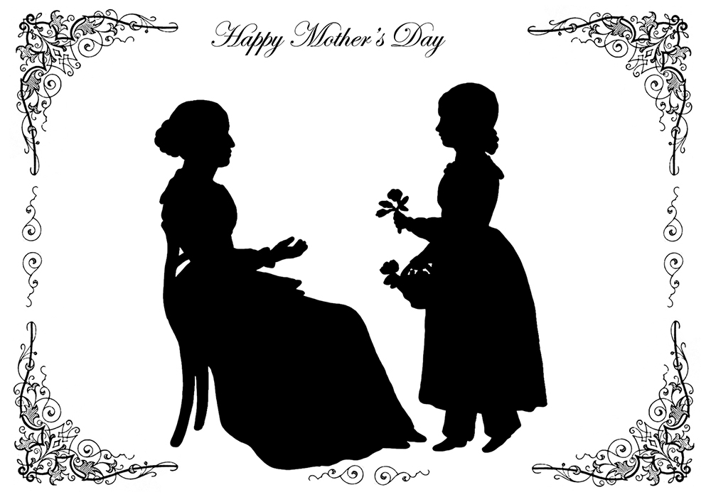 free mother's day cards Victorian