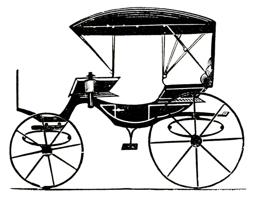 Victorian vehicle