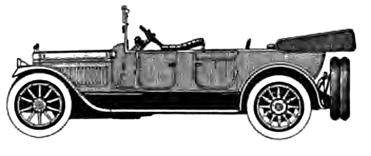 vintage car clip art