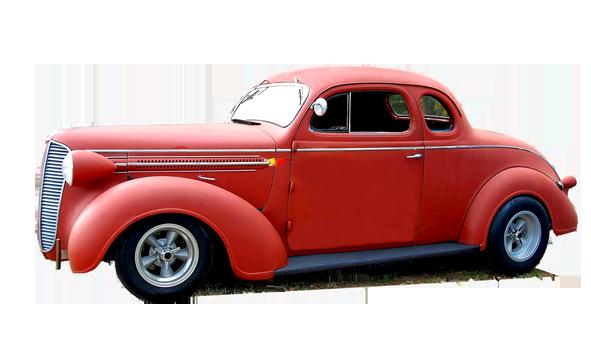 classic car picture red veteran car