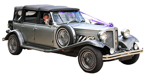 wedding car clipart