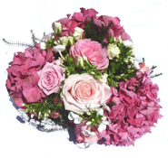 flowers for wedding table