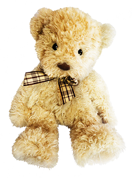 teddy bear clipart with beige teddy bear
