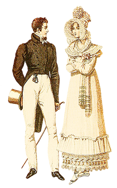 1815 men's and women's fashion style