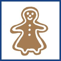 Gingerbread Cookie Clipart, Transparent PNG Clipart Images Free Download -  ClipartMax
