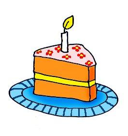 birthday cake clip art layer cake