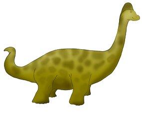 dinosaur picture brachiosaurus